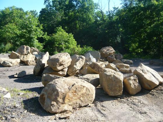 Large Landscape Boulders Dallas : Landscape boulders